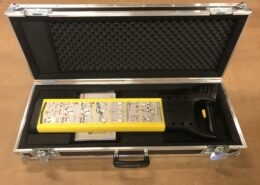 flightcase til måleapparat