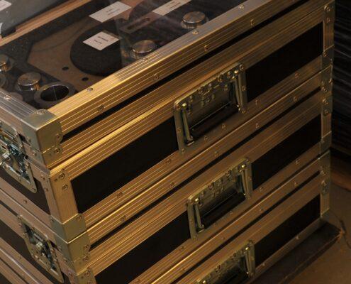 Flightcase til specialværktøj