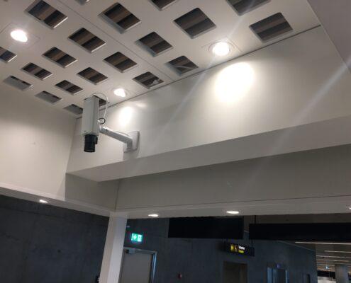 vekselstand i københavnslufthavn